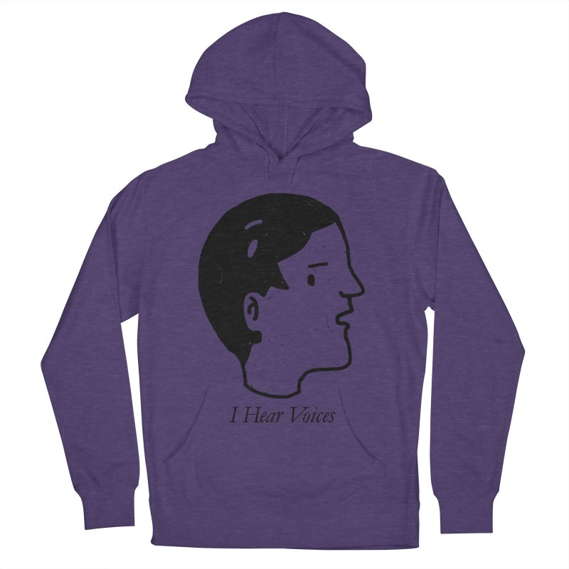 Just a weird scene # 26 Women's French Terry Pullover Hoody by RL76