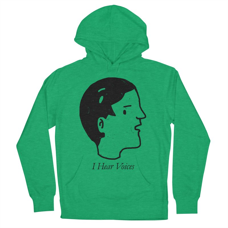 Just a weird scene # 26 Men's French Terry Pullover Hoody by RL76