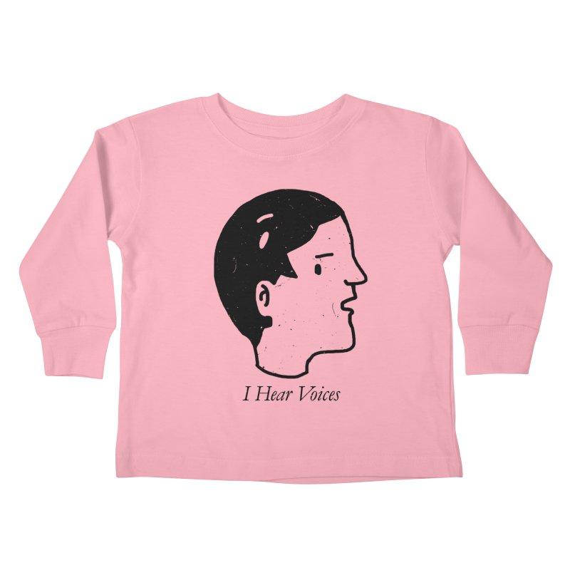 Just a weird scene # 26 Kids Toddler Longsleeve T-Shirt by RL76