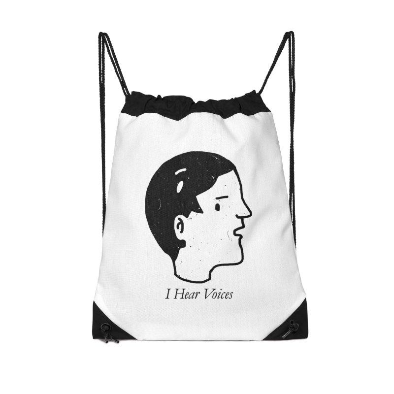 Just a weird scene # 26 Accessories Drawstring Bag Bag by RL76