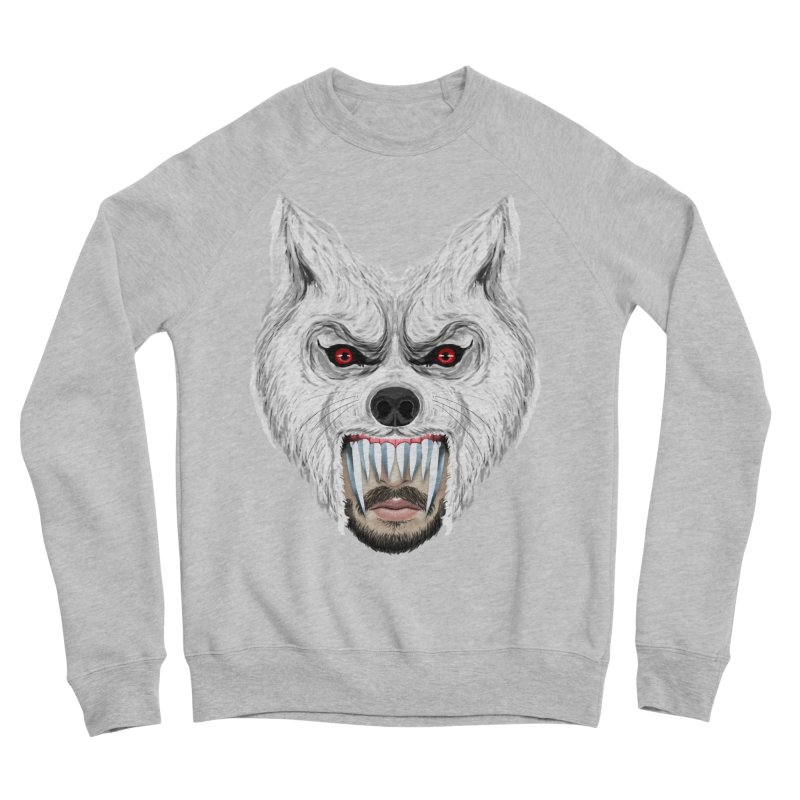 Just a weird scene # 42 Men's Sponge Fleece Sweatshirt by RL76