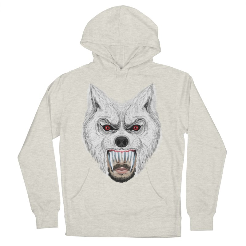 Just a weird scene # 42 Men's French Terry Pullover Hoody by RL76