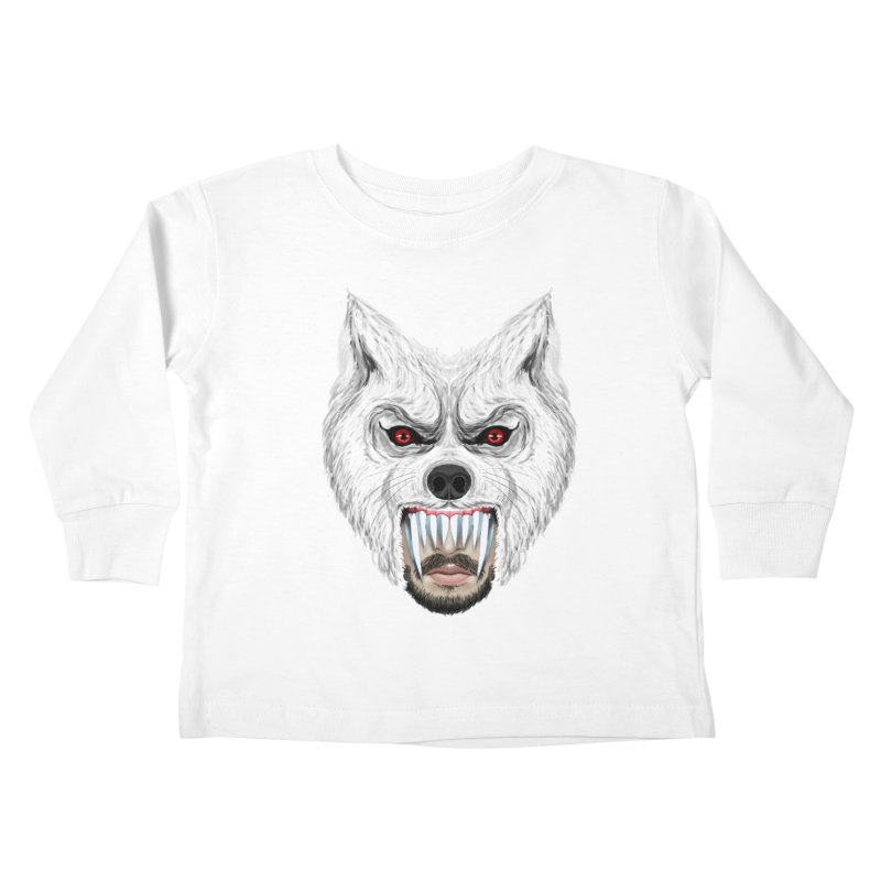 Just a weird scene # 42 Kids Toddler Longsleeve T-Shirt by RL76