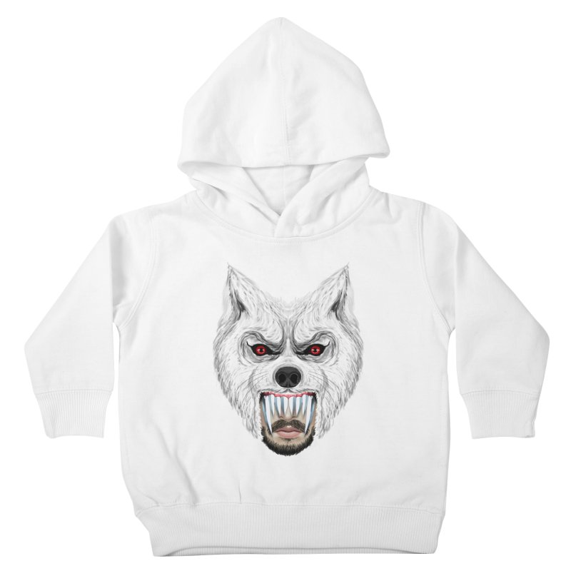 Just a weird scene # 42 Kids Toddler Pullover Hoody by RL76