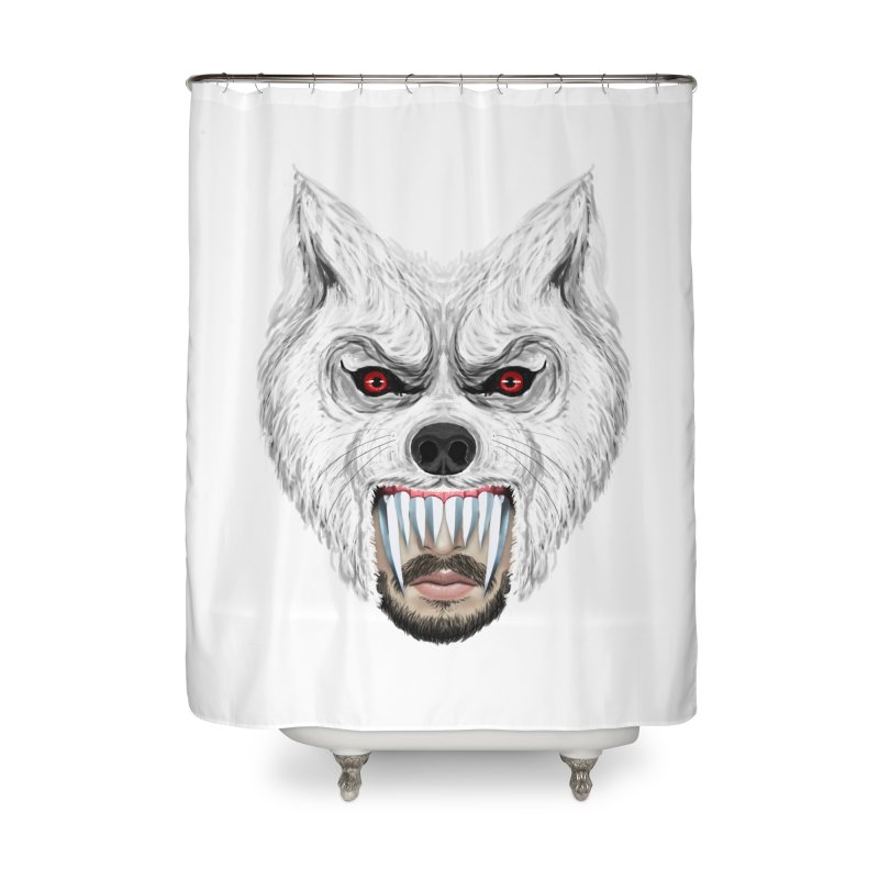 Just a weird scene # 42 Home Shower Curtain by RL76