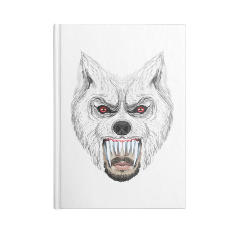Just a weird scene # 42 Accessories Blank Journal Notebook by RL76