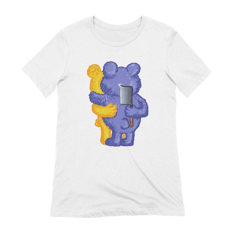 Just a weird scene # 35 Women's Extra Soft T-Shirt by RL76