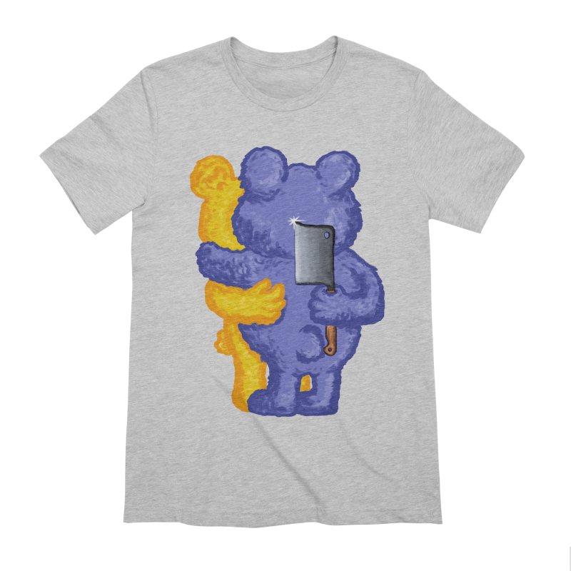 Just a weird scene # 35 Men's Extra Soft T-Shirt by RL76