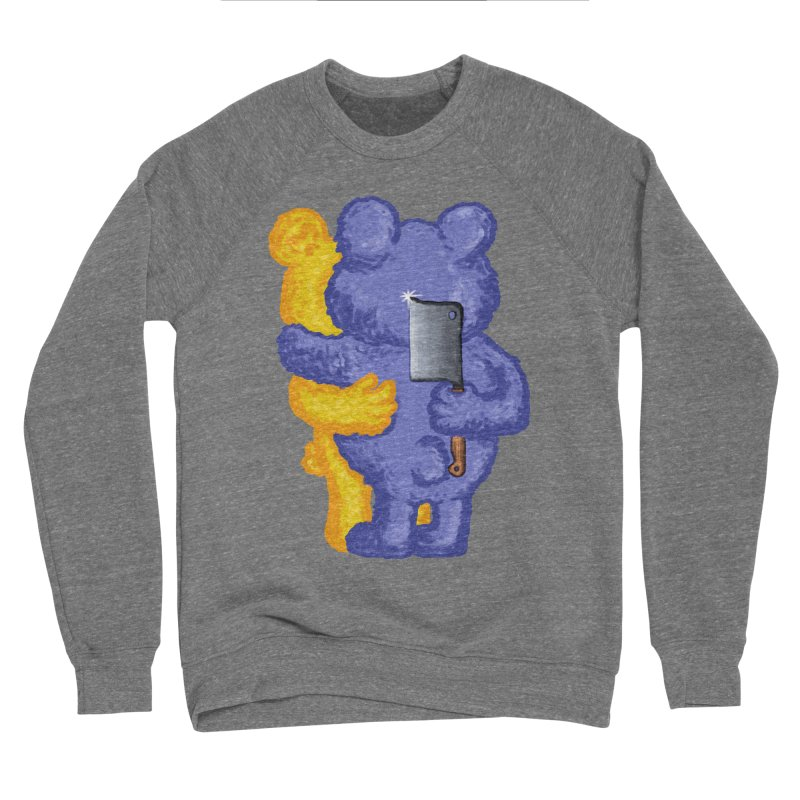 Just a weird scene # 35 Men's Sponge Fleece Sweatshirt by RL76