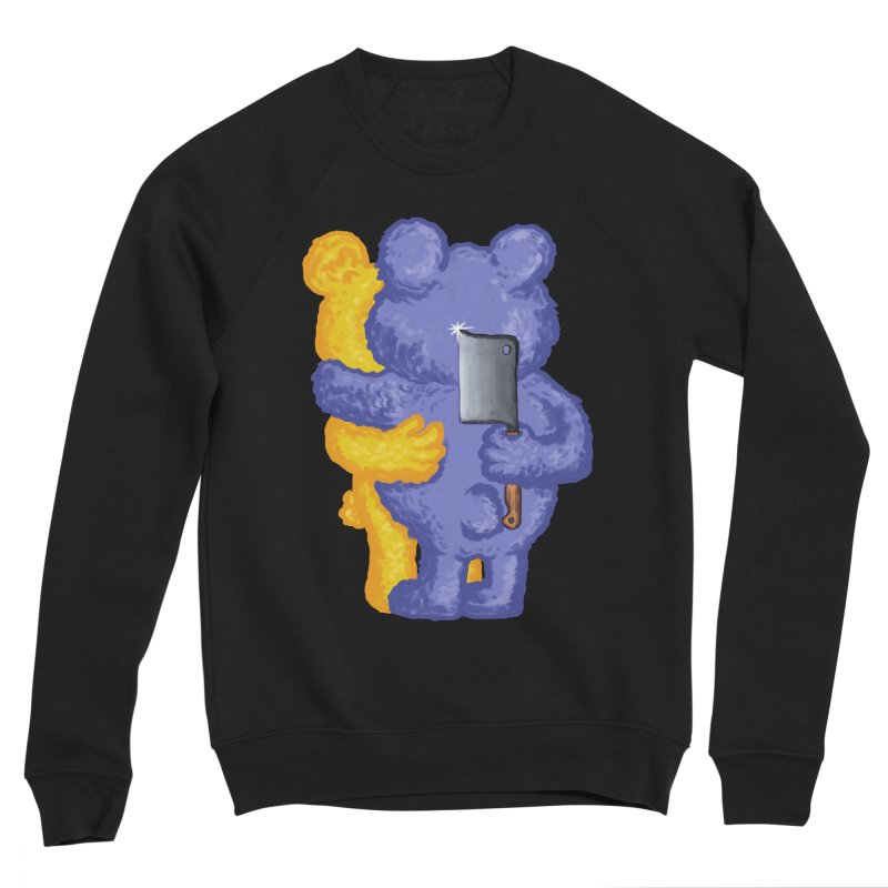 Just a weird scene # 35 Men's Sponge Fleece Sweatshirt by RL76