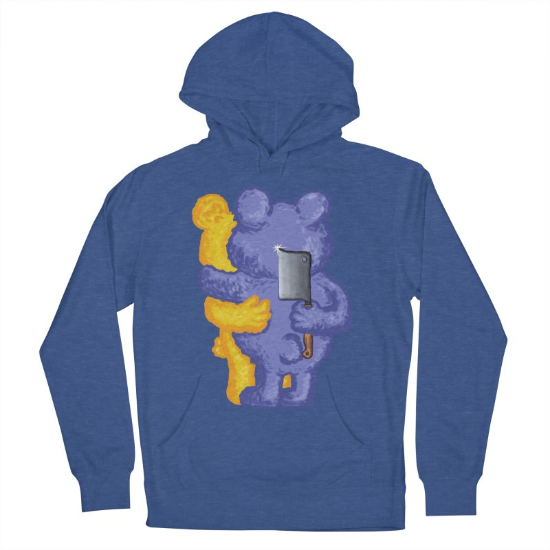 Just a weird scene # 35 Women's French Terry Pullover Hoody by RL76