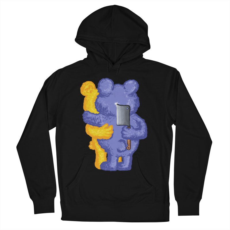 Just a weird scene # 35 Men's French Terry Pullover Hoody by RL76