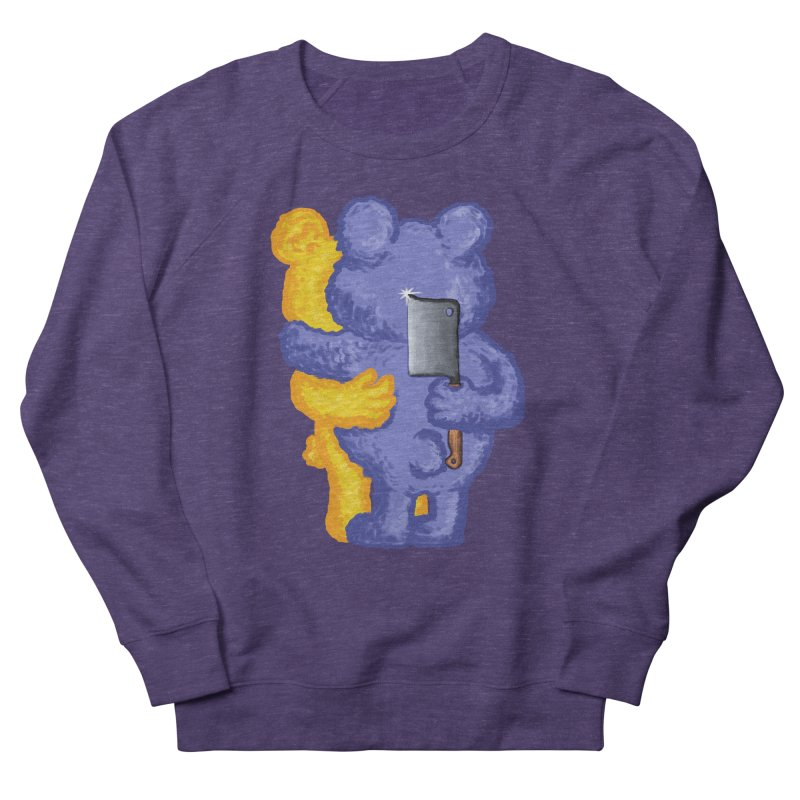 Just a weird scene # 35 Women's French Terry Sweatshirt by RL76