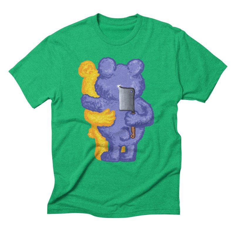 Just a weird scene # 35 Men's Triblend T-Shirt by RL76