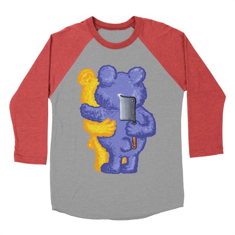 Just a weird scene # 35 Men's Baseball Triblend Longsleeve T-Shirt by RL76