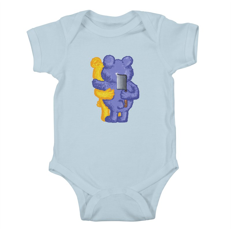 Just a weird scene # 35 Kids Baby Bodysuit by RL76