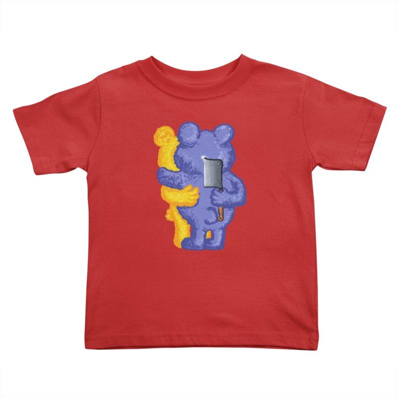 Just a weird scene # 35 Kids Toddler T-Shirt by RL76