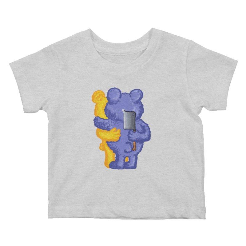 Just a weird scene # 35 Kids Baby T-Shirt by RL76