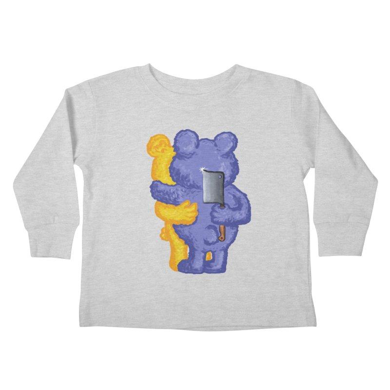 Just a weird scene # 35 Kids Toddler Longsleeve T-Shirt by RL76