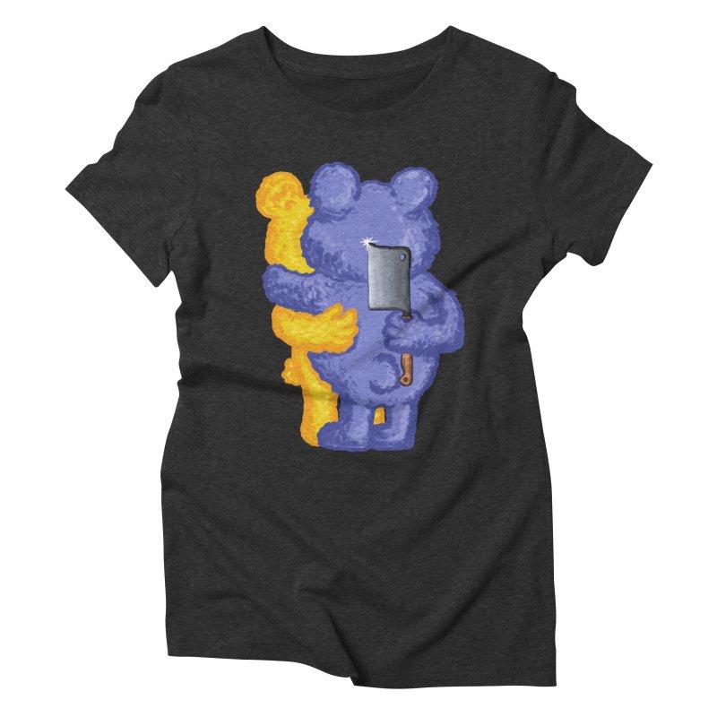 Just a weird scene # 35 Women's Triblend T-Shirt by RL76