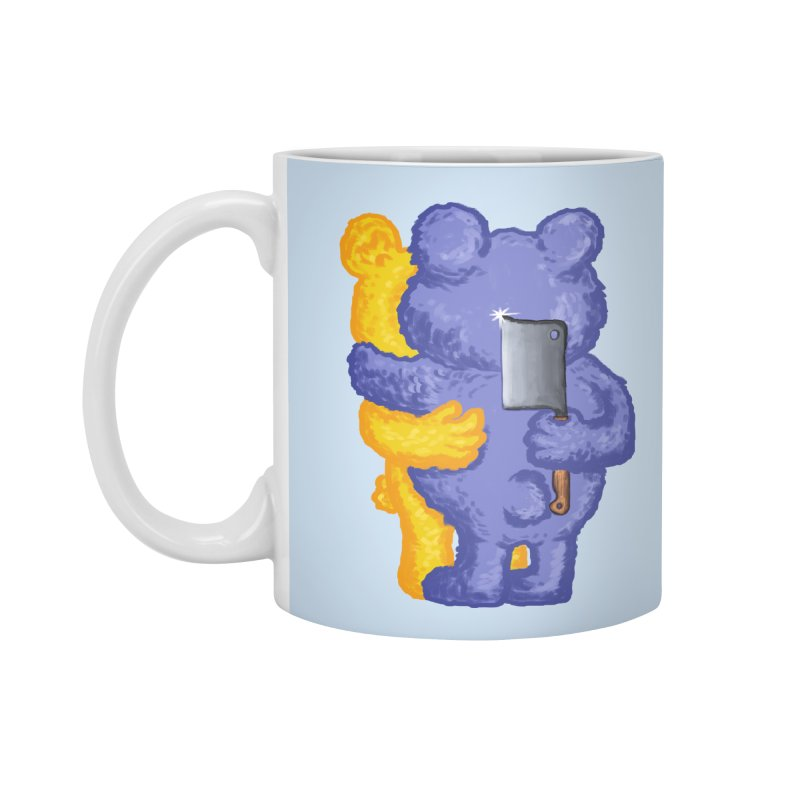 Just a weird scene # 35 Accessories Standard Mug by RL76