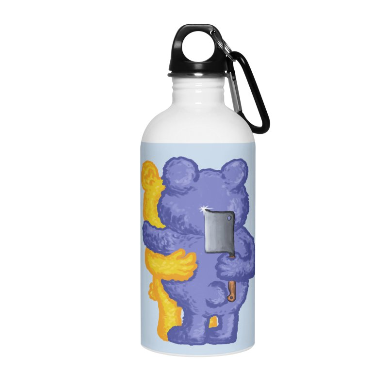 Just a weird scene # 35 Accessories Water Bottle by RL76