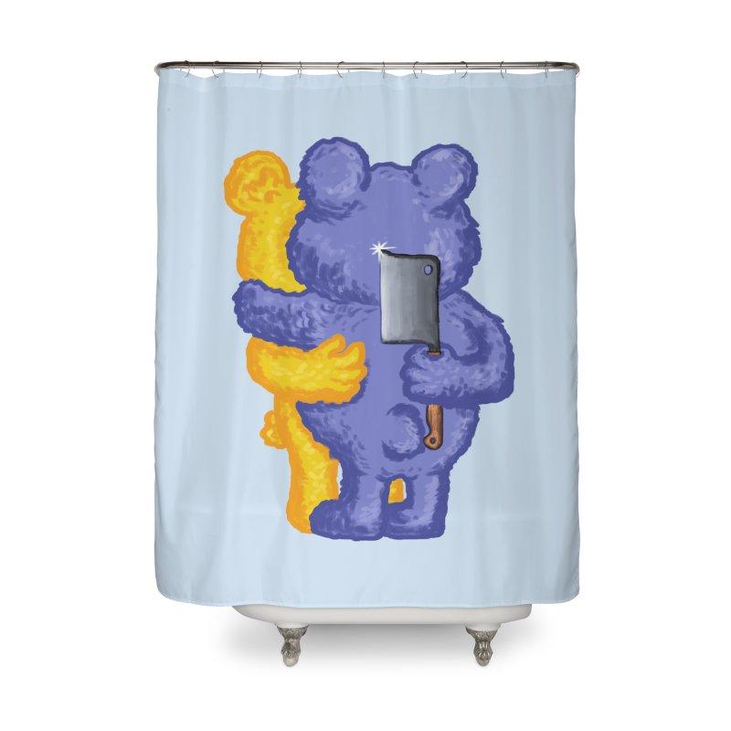 Just a weird scene # 35 Home Shower Curtain by RL76