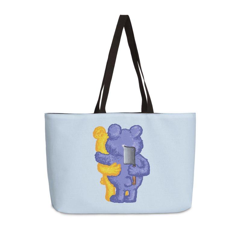 Just a weird scene # 35 Accessories Weekender Bag Bag by RL76