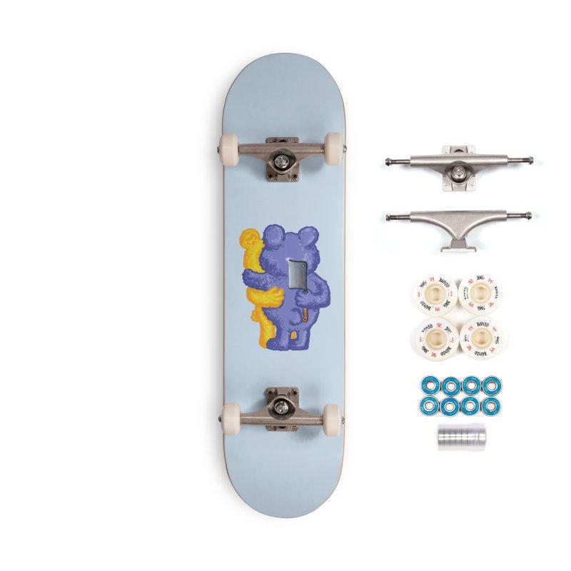 Just a weird scene # 35 Accessories Complete - Premium Skateboard by RL76