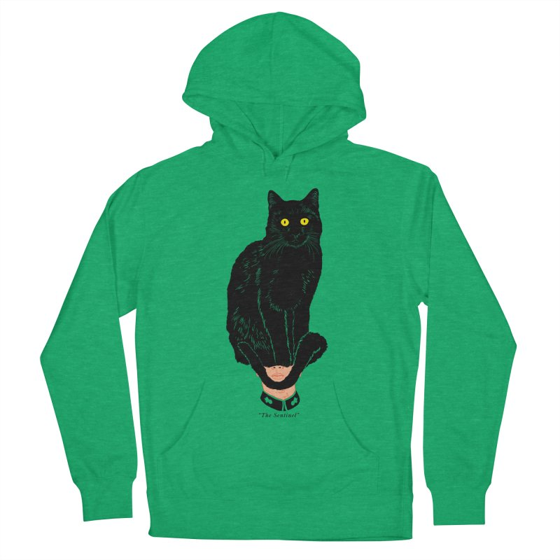 Just a weird scene # 14 Men's French Terry Pullover Hoody by RL76