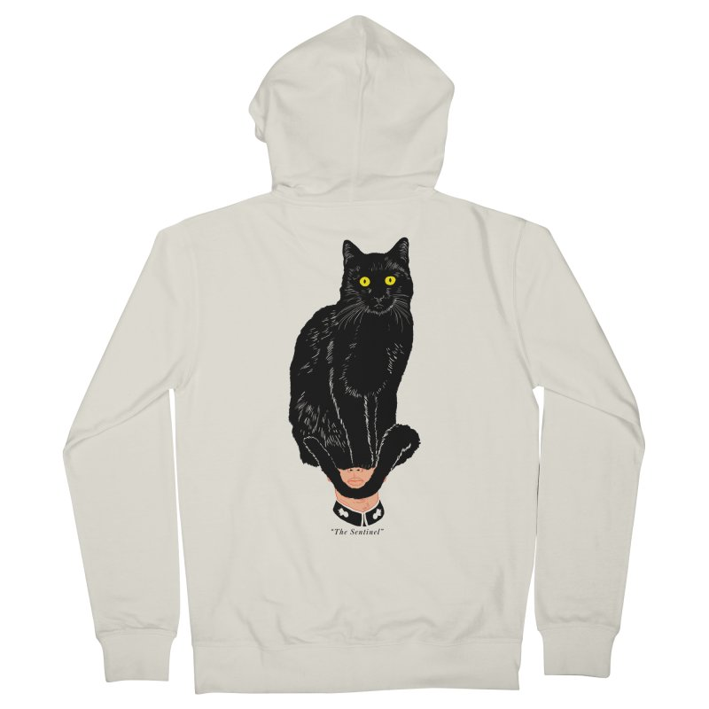 Just a weird scene # 14 Women's French Terry Zip-Up Hoody by RL76