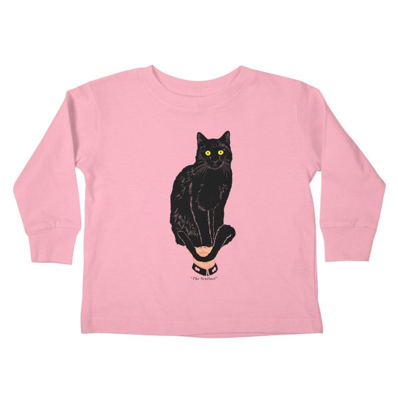 Just a weird scene # 14 Kids Toddler Longsleeve T-Shirt by RL76