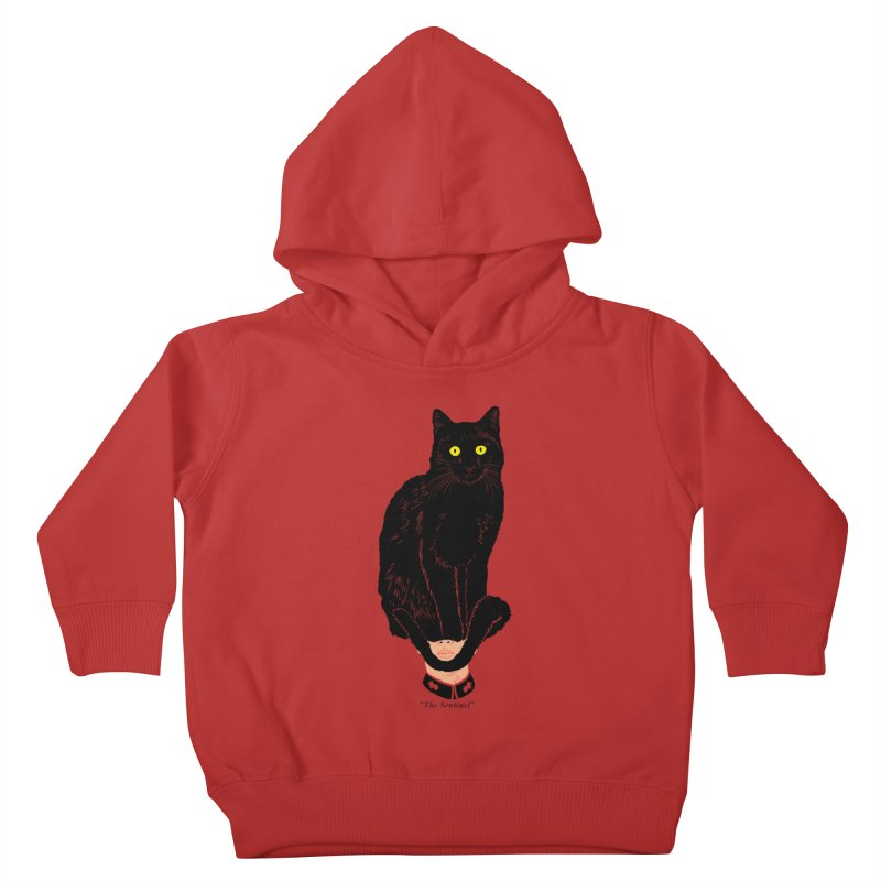 Just a weird scene # 14 Kids Toddler Pullover Hoody by RL76