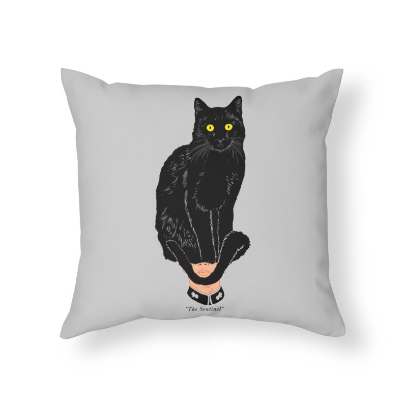 Just a weird scene # 14 Home Throw Pillow by RL76