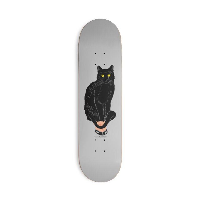 Just a weird scene # 14 Accessories Deck Only Skateboard by RL76