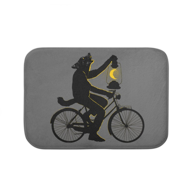 Guided by the Moon Home Bath Mat by RL76