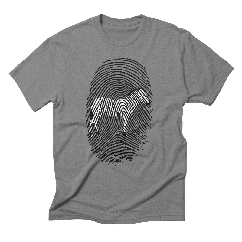 Each Zebra Has It's Own Identity Men's Triblend T-shirt by RL76