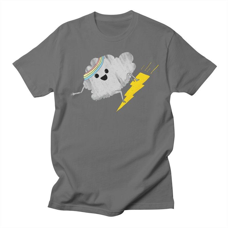 Fun in the Sky Men's T-shirt by RL76