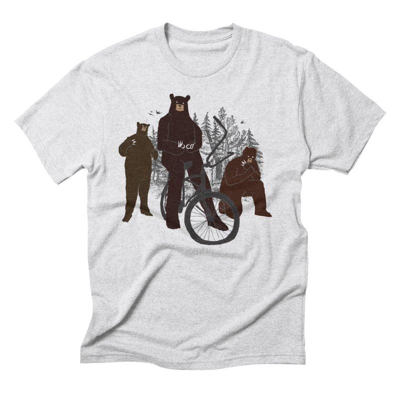 Wood Clan Men's Triblend T-Shirt by RL76