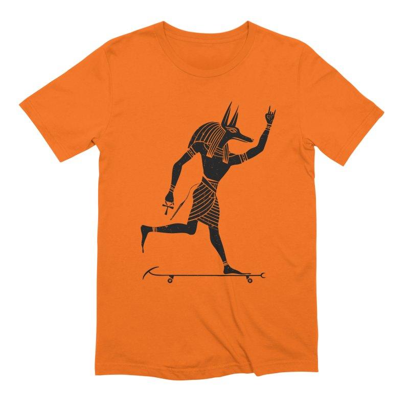 Run Dog Run Men's Extra Soft T-Shirt by RL76