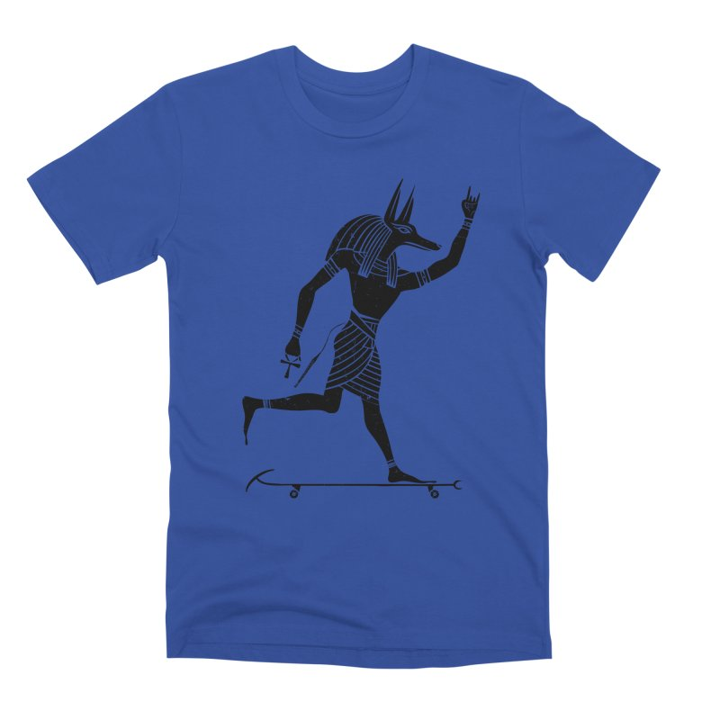 Run Dog Run Men's Premium T-Shirt by RL76