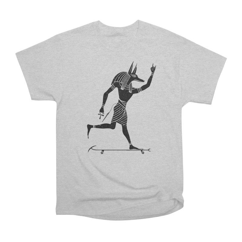 Run Dog Run Men's Heavyweight T-Shirt by RL76