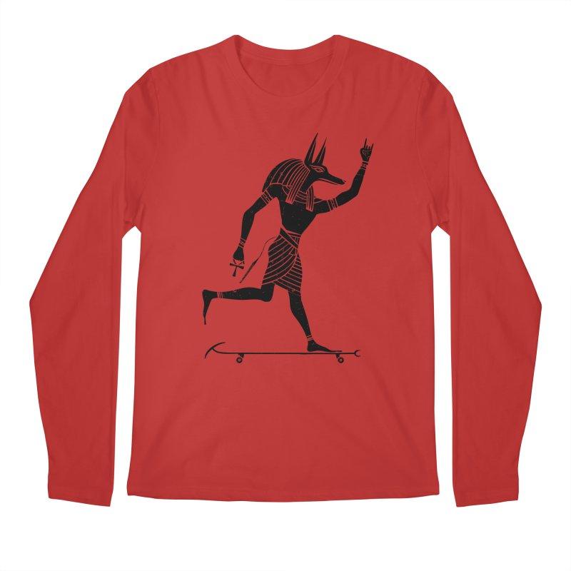 Run Dog Run Men's Regular Longsleeve T-Shirt by RL76