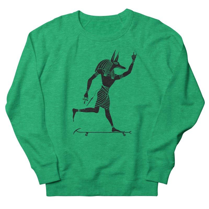 Run Dog Run Men's French Terry Sweatshirt by RL76