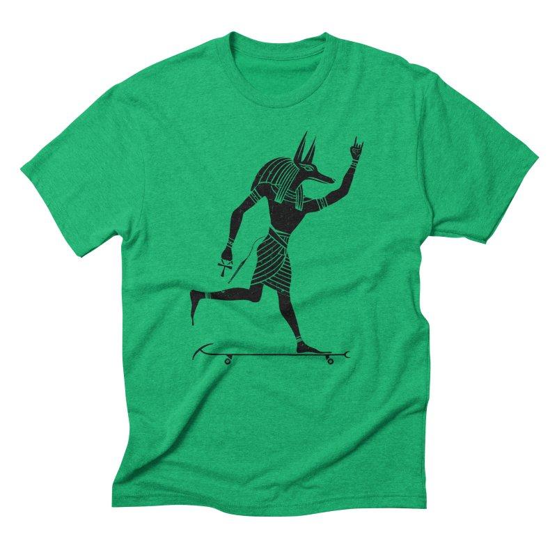 Run Dog Run Men's Triblend T-Shirt by RL76