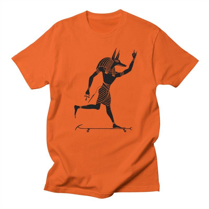 Run Dog Run Men's T-shirt by RL76