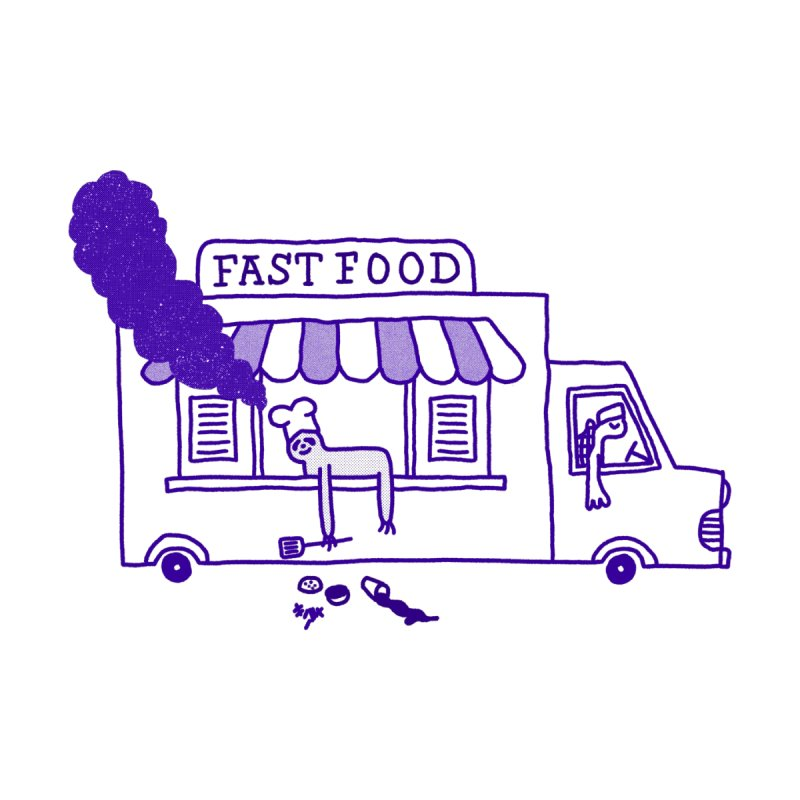 Fast Food   by RL76