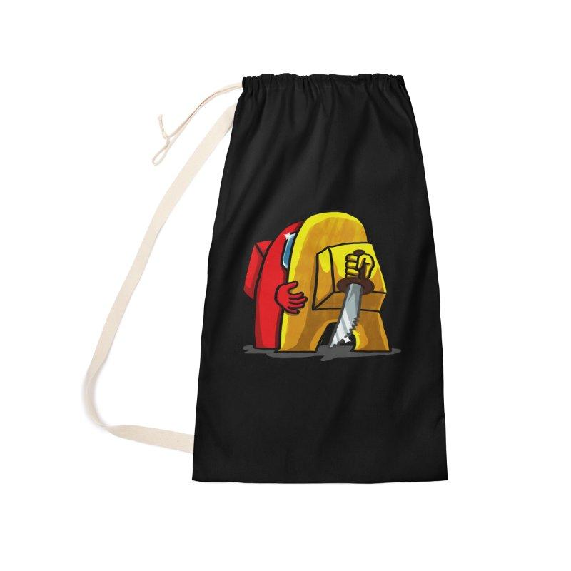 JUST A WEIRD SCENE # 103 Accessories Bag by RL76