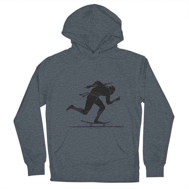 NINJA SKATER Men's Pullover Hoody by RL76