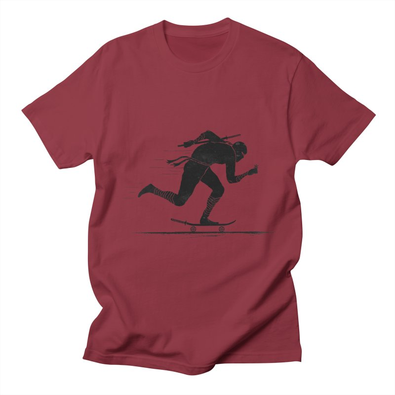 NINJA SKATER Women's Regular Unisex T-Shirt by RL76